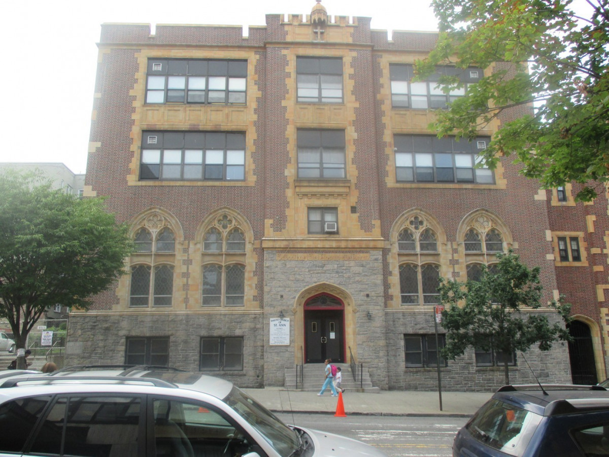 St Ann School
