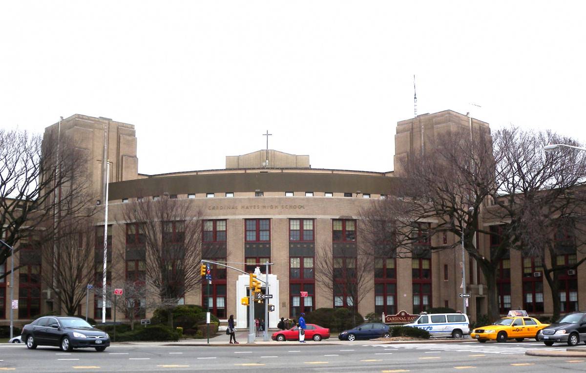 Cardinal Hayes High School