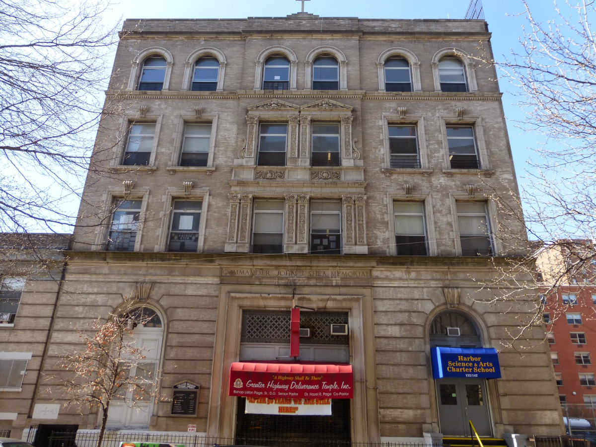 Harbor Science and Arts Charter School