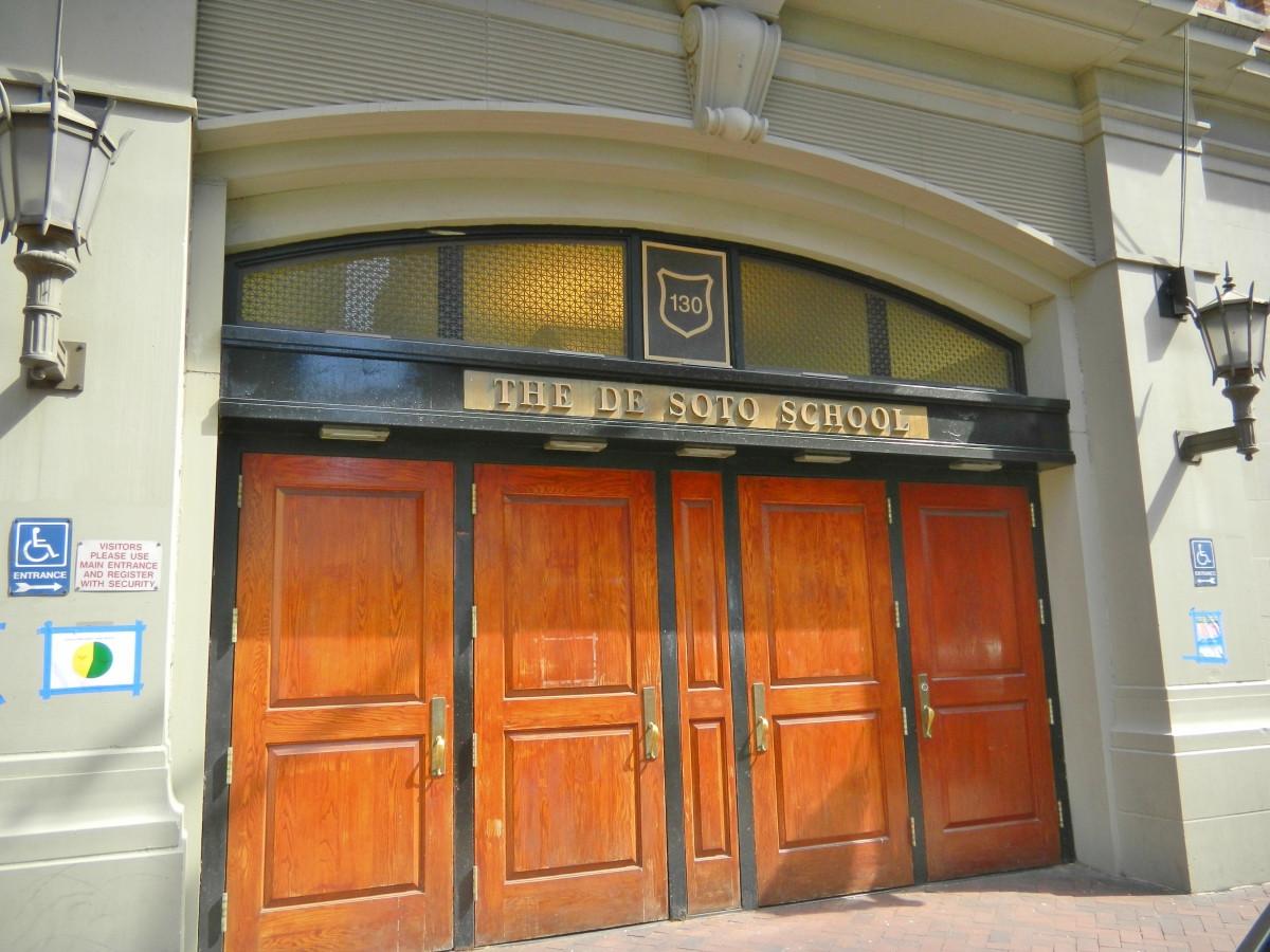 P.S. 130 Hernando De Soto School