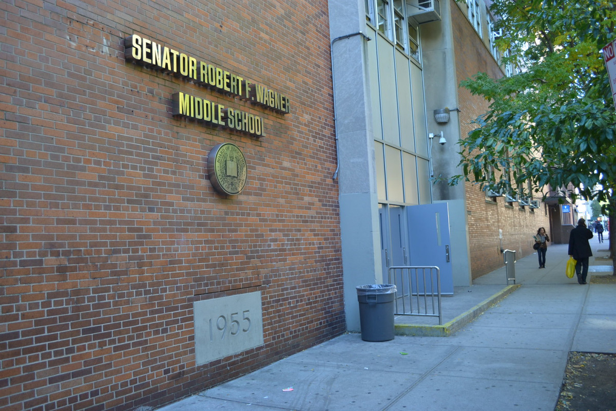 J.H.S. 167 Robert F. Wagner School