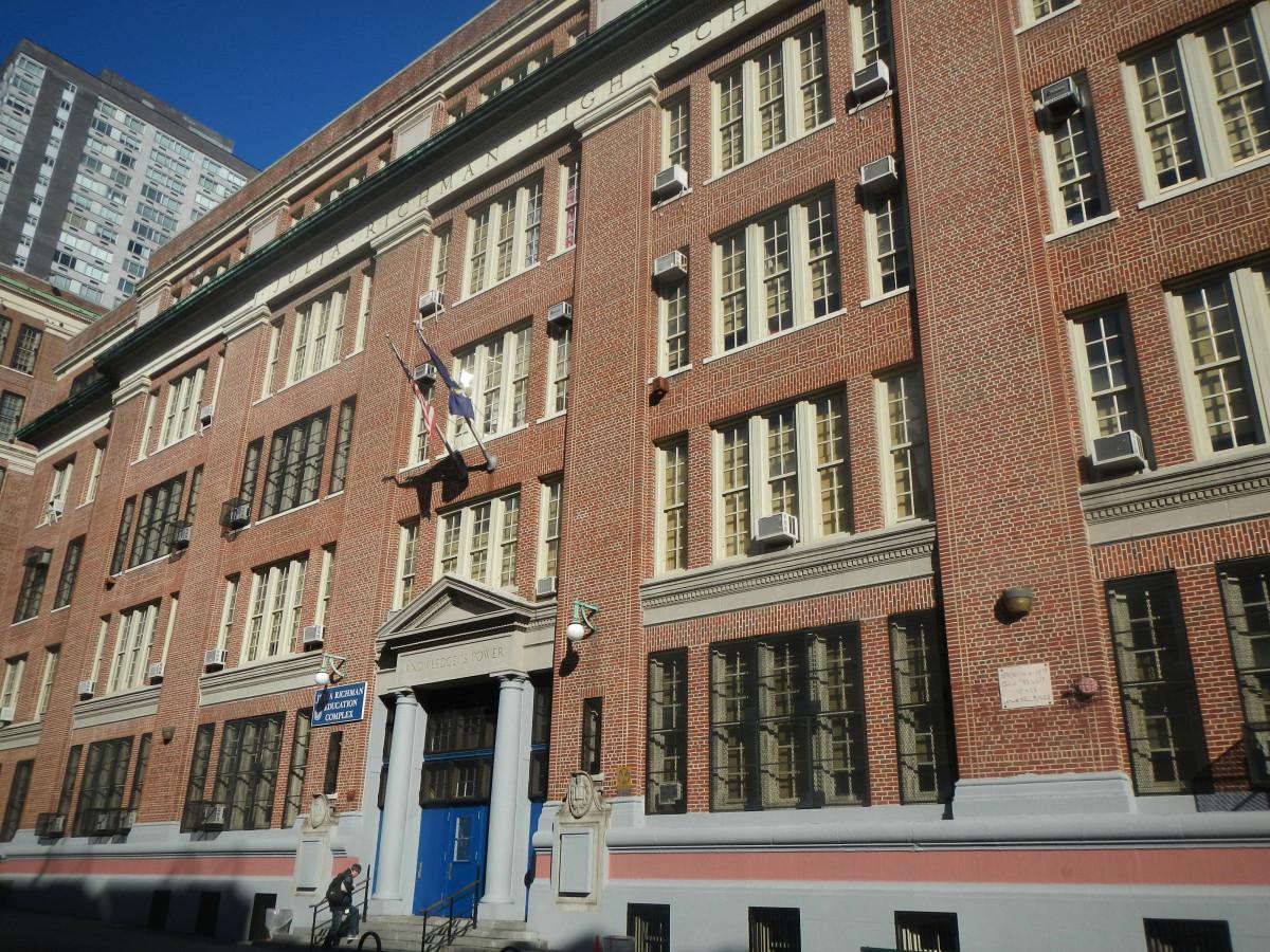 Urban Academy Laboratory High School