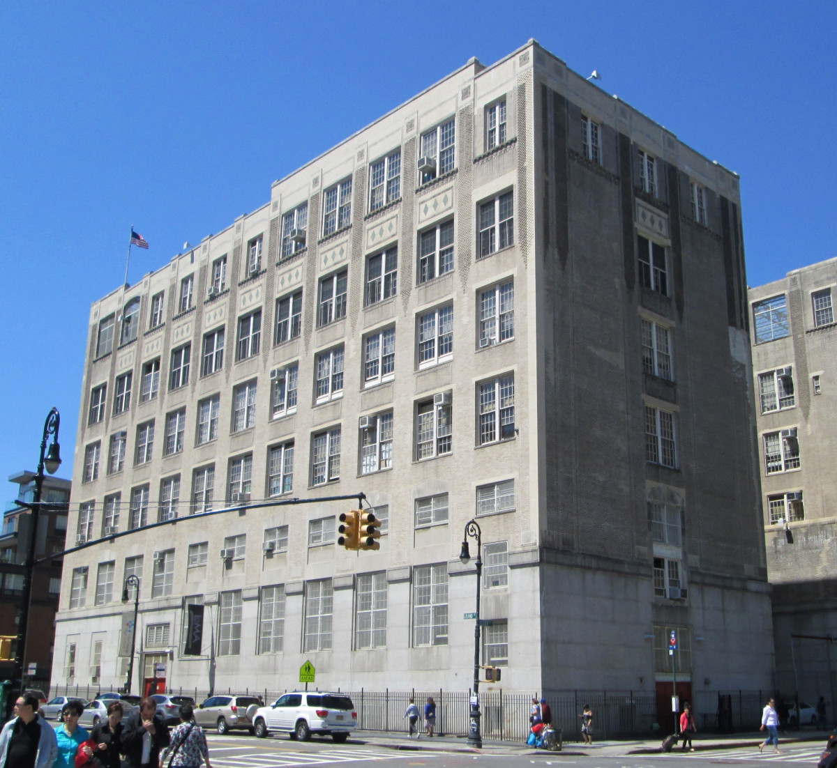 Lower Manhattan Arts Academy