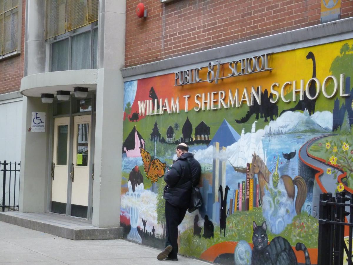 P.S. 87 William Sherman School