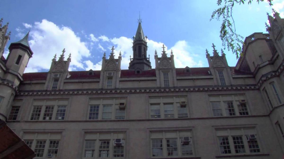 P.S. 165 Robert E. Simon School