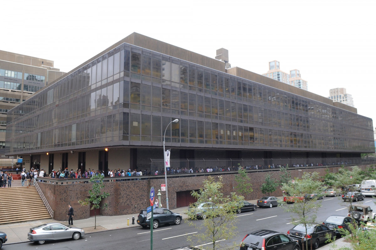 Manhattan/Hunter Science High School