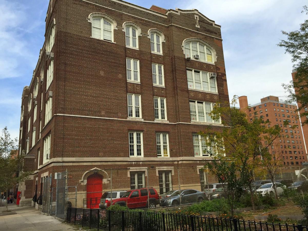 P.S. 102 Jacques Cartier School