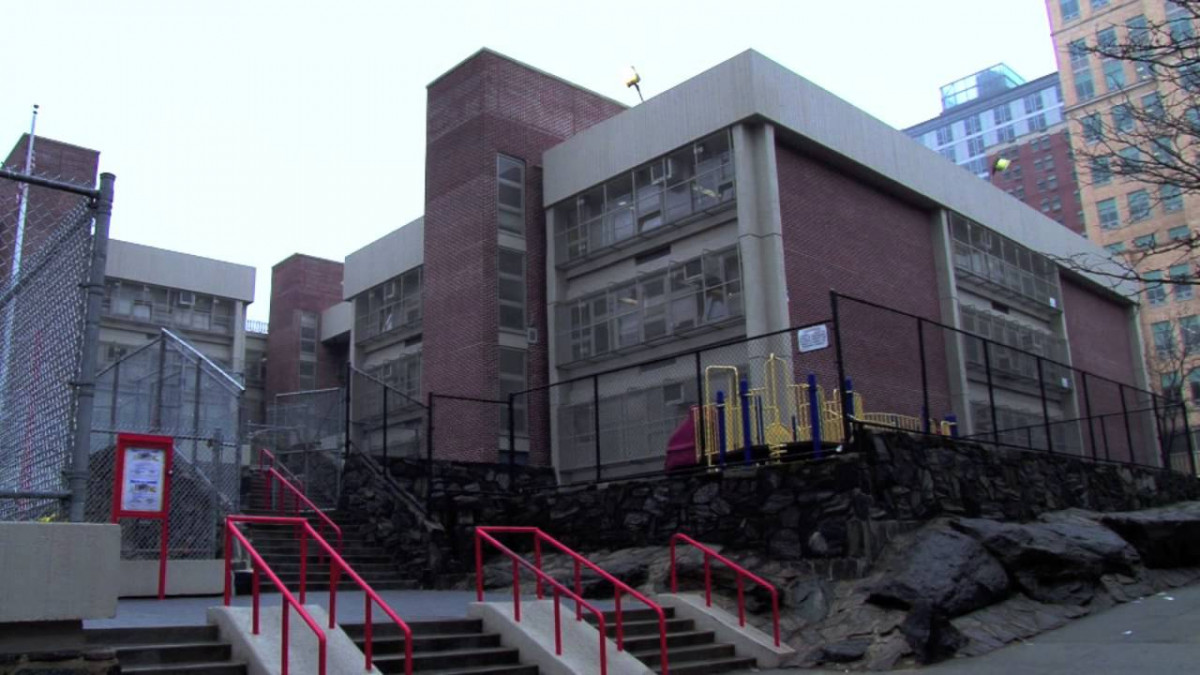 P.S. 36 Margaret Douglas School