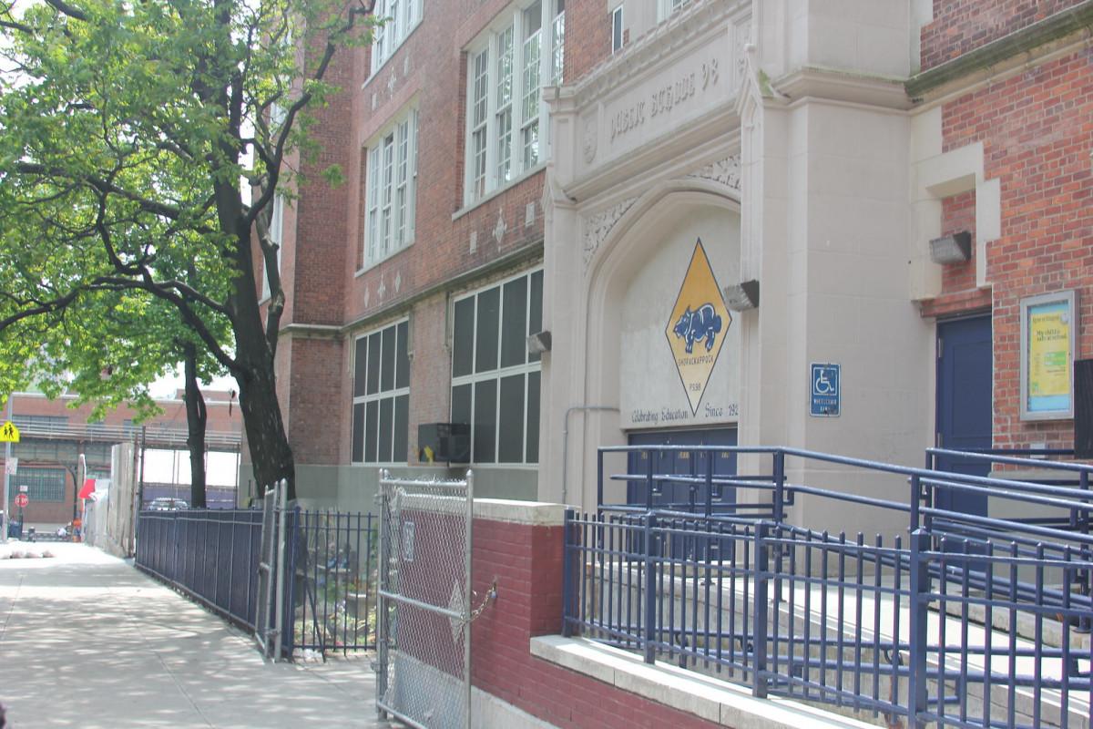 P.S. 98 Shorac Kappock School