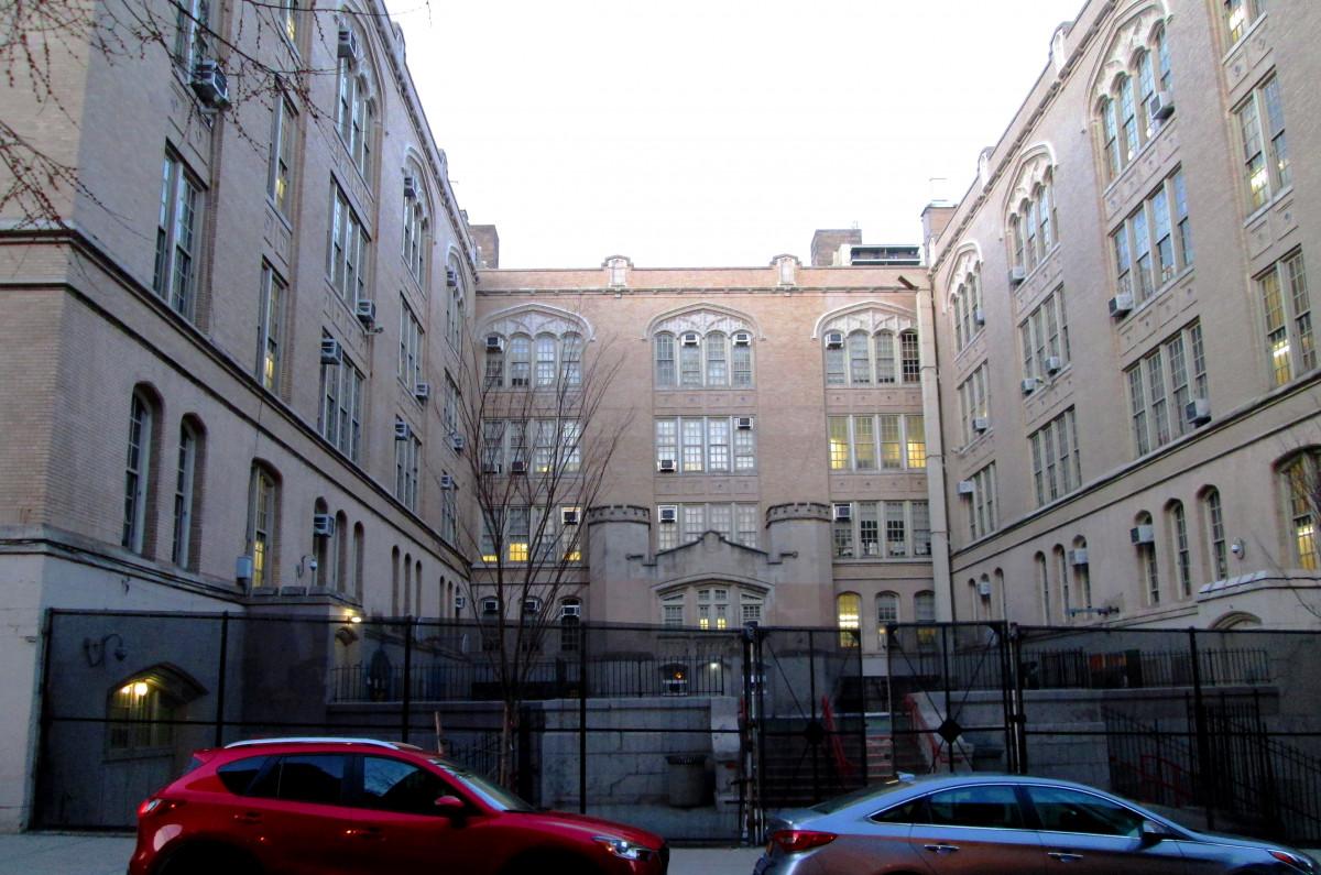 P.S. 115 Alexander Humboldt School