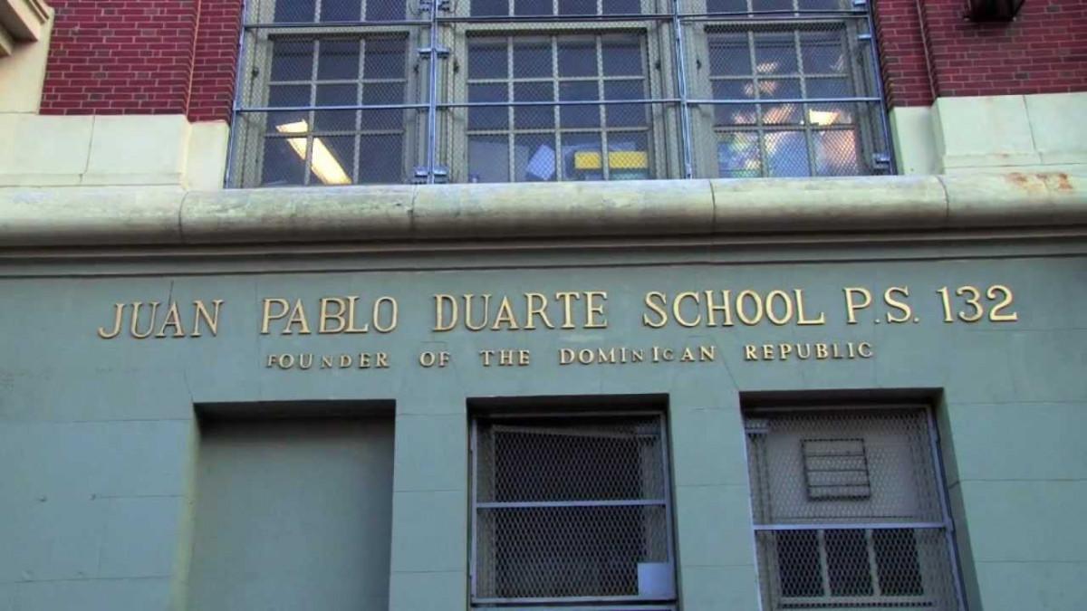 P.S. 132 Juan Pablo Duarte School