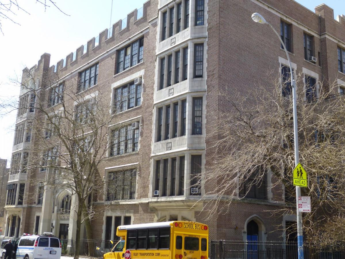 J.H.S. 52 Inwood Junior High School