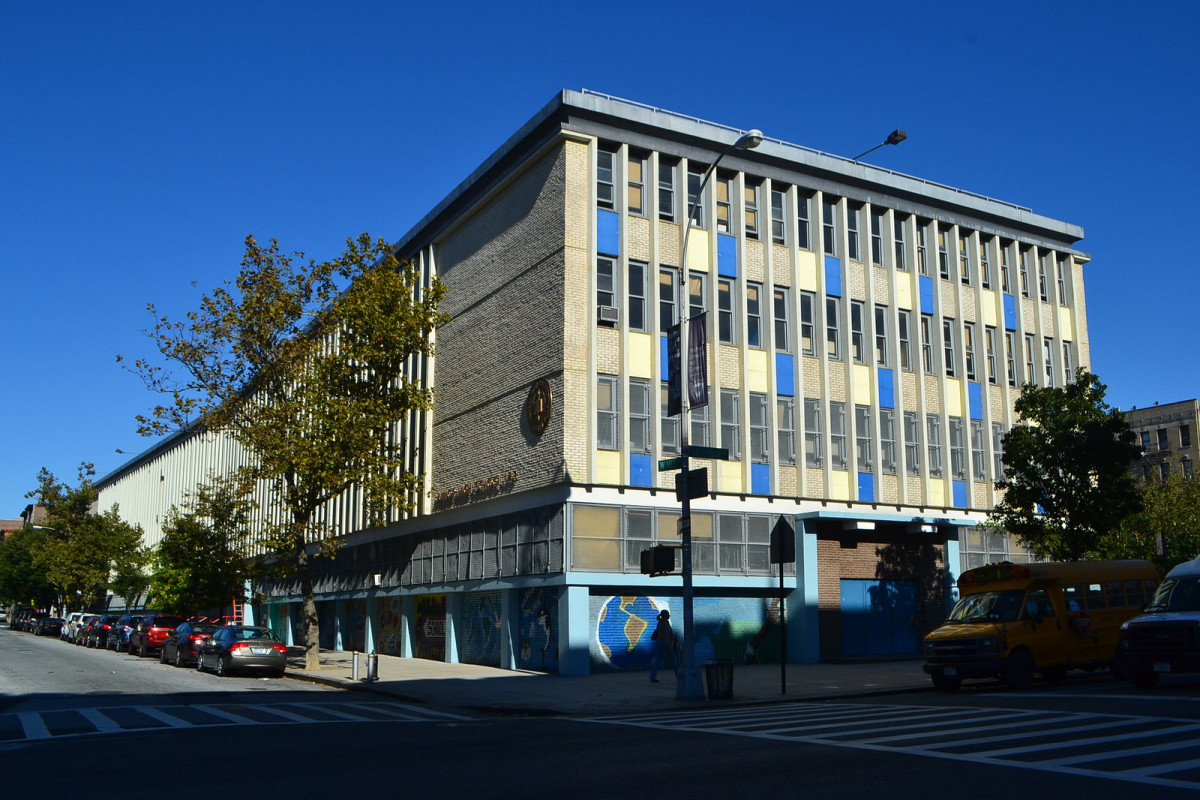 Washington Heights Expeditionary Learning School