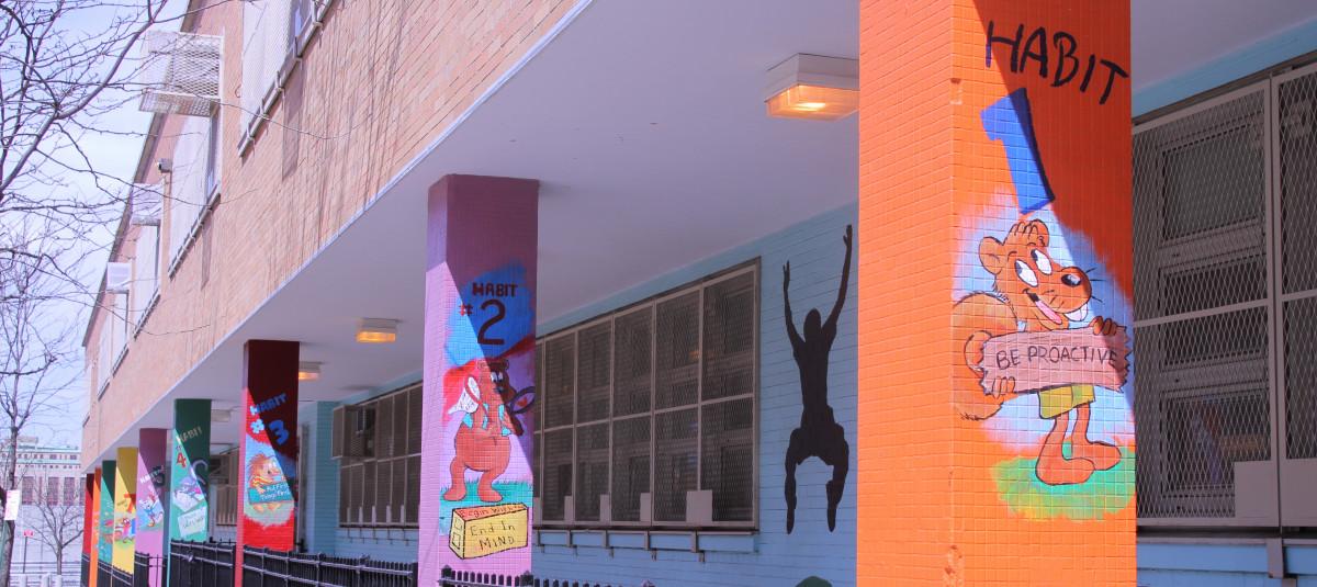 PS 1 Courtlandt School
