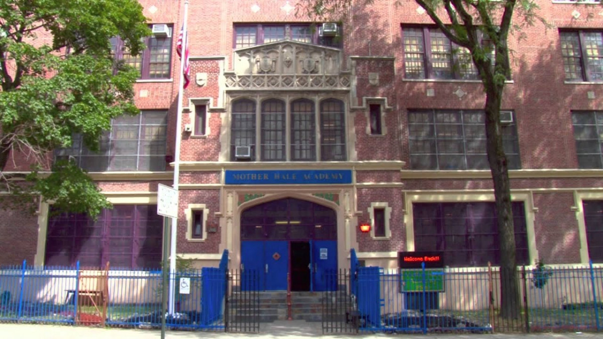 PS 65 Mother Hale Academy