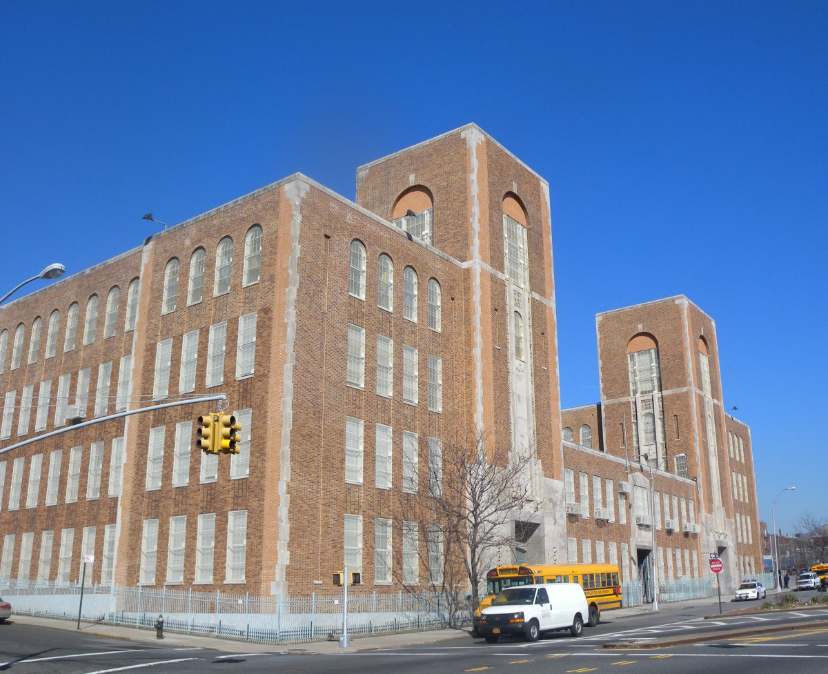 Samuel Gompers Career and Technical Education High School