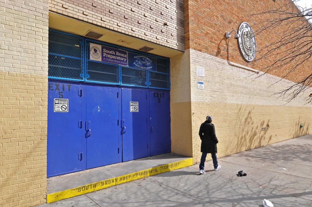 South Bronx Preparatory - a College Board School