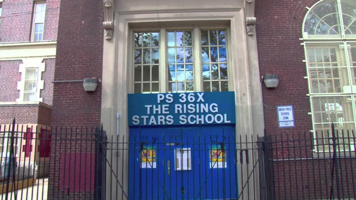 P.S. 36 Unionport School