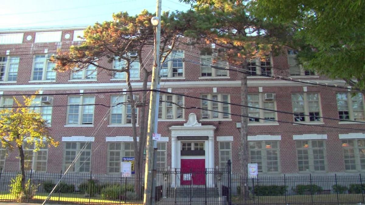P.S. 72 Dr. William Dorney School