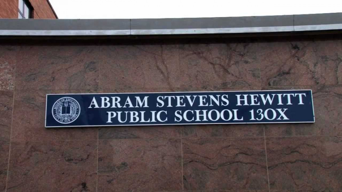 P.S. 130 Abram Steven Hewitt School