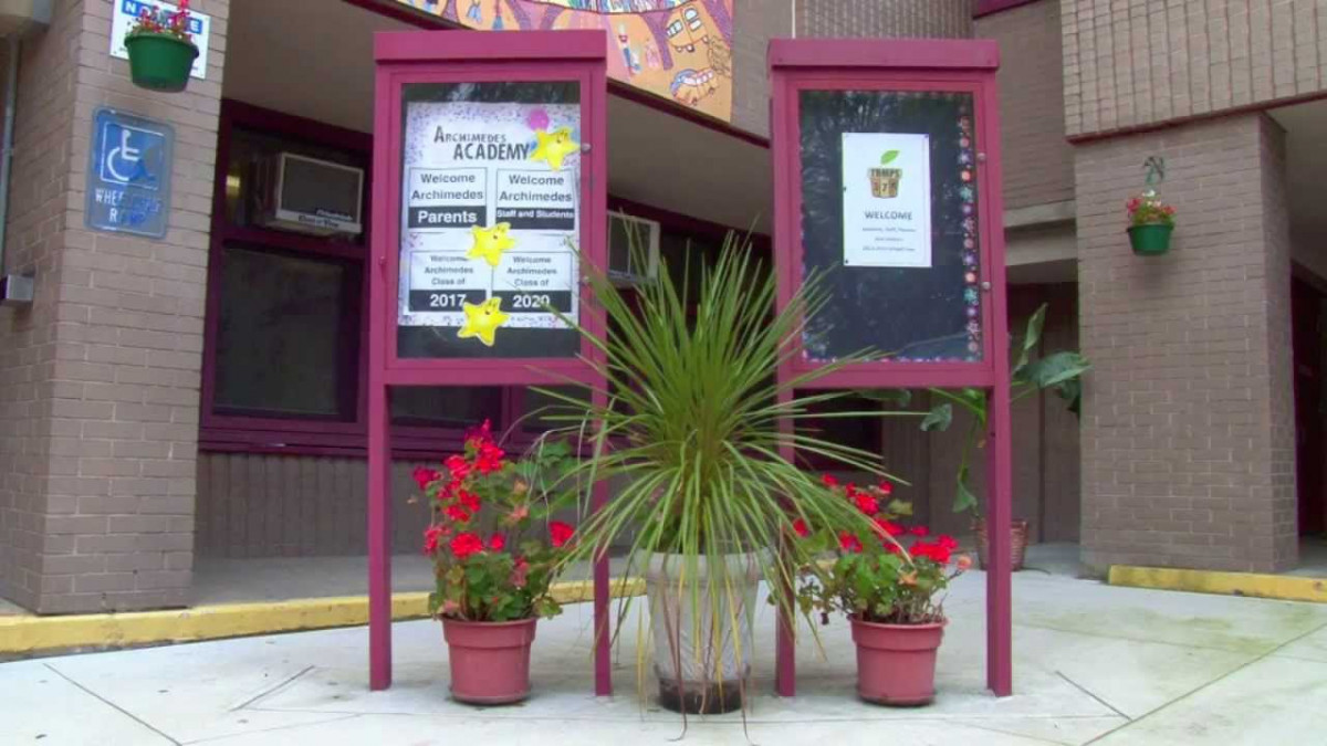 The Bronx Mathematics Preparatory School