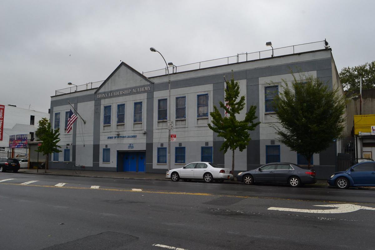 Bronx Leadership Academy High School