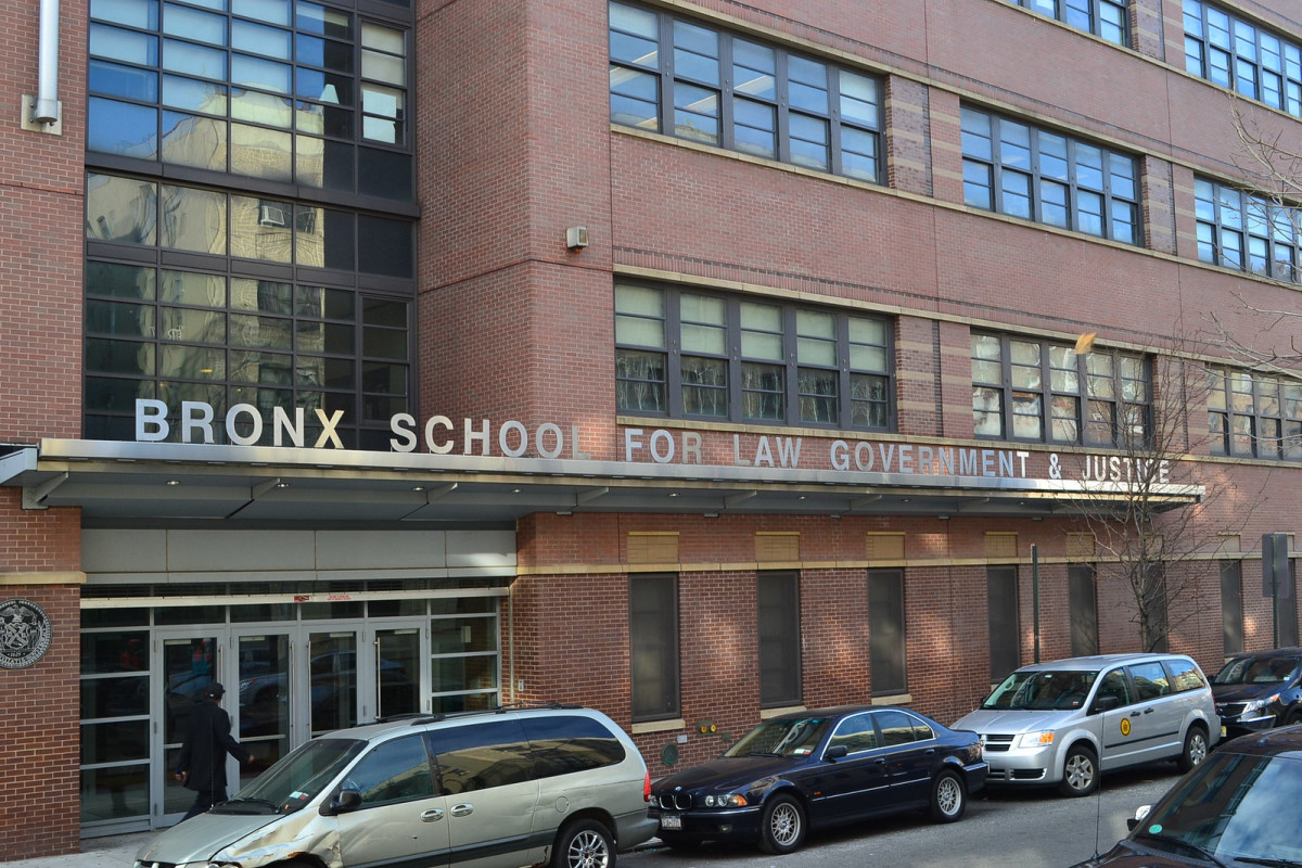 Bronx School for Law, Government and Justice