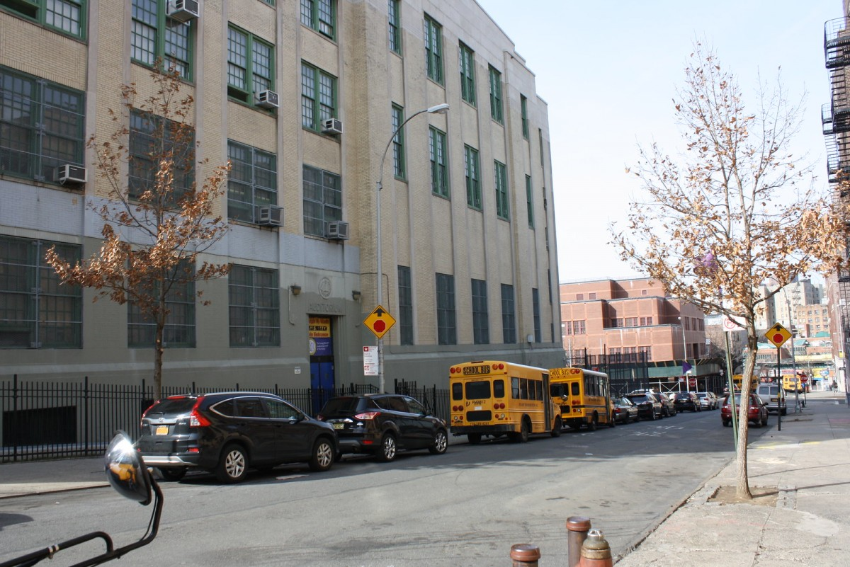 Young Women's Leadership School of the Bronx