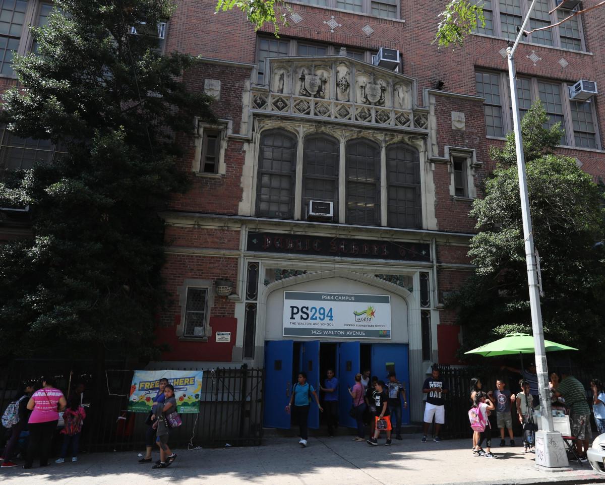 Lucero Elementary School