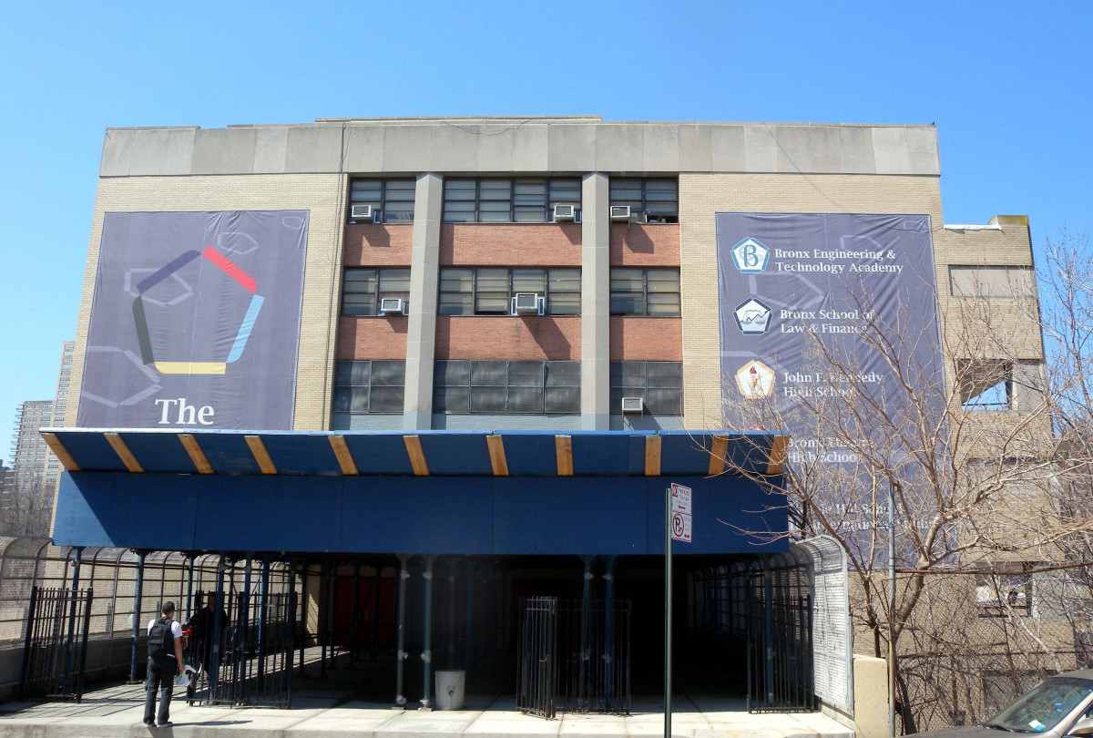 John F Kennedy High School