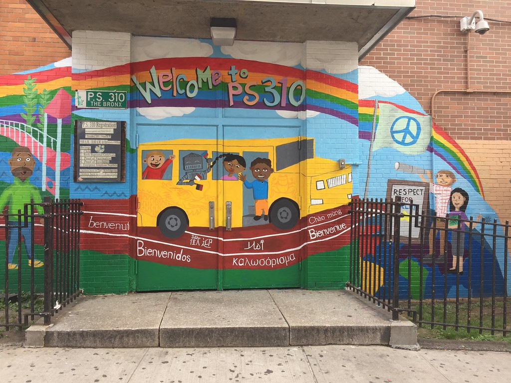 P.S. 310 Marble Hill School