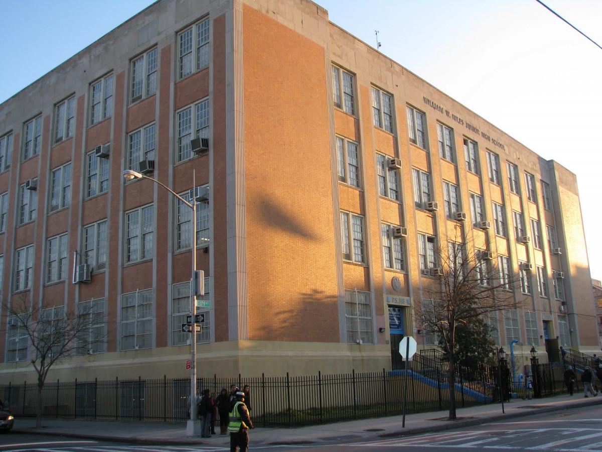 J.H.S. 118 William W. Niles School