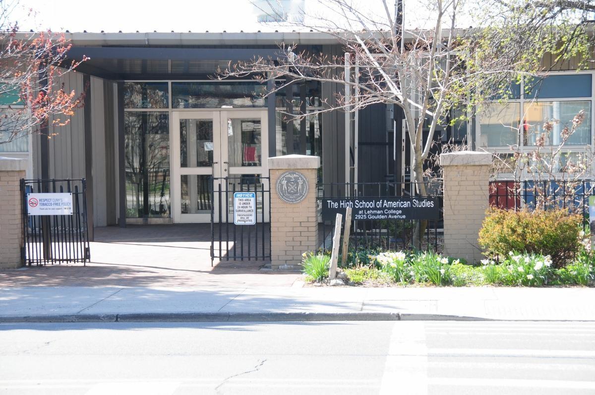 High School of American Studies at Lehman College