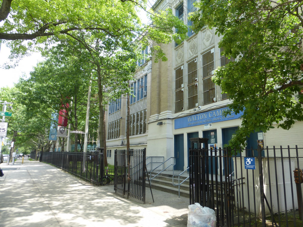 Celia Cruz Bronx High School of Music (The)
