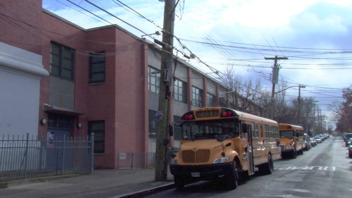P.S. 41 Gun Hill Road School