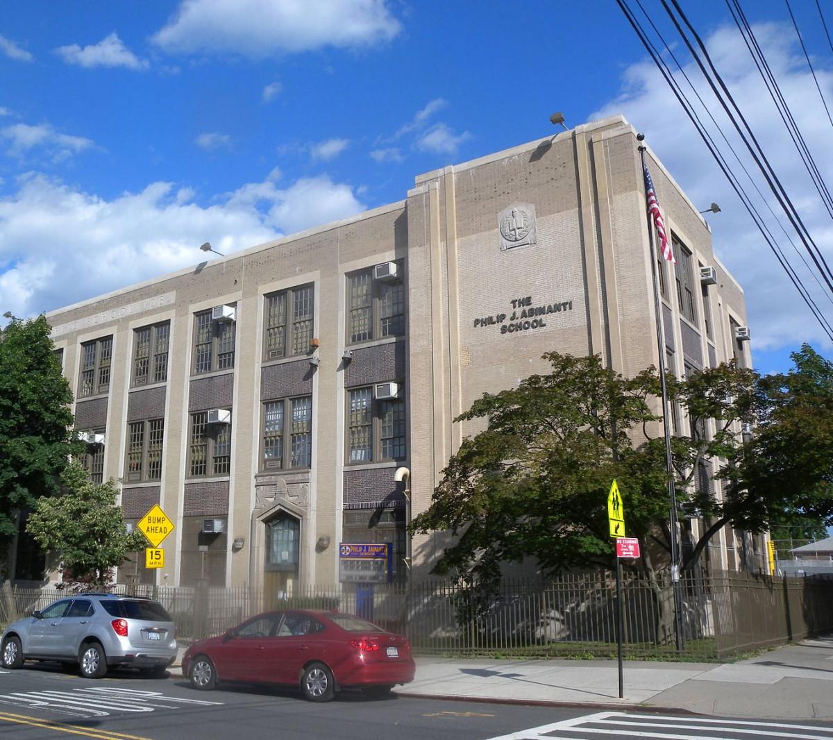 P.S. 108 Philip J. Abinanti School