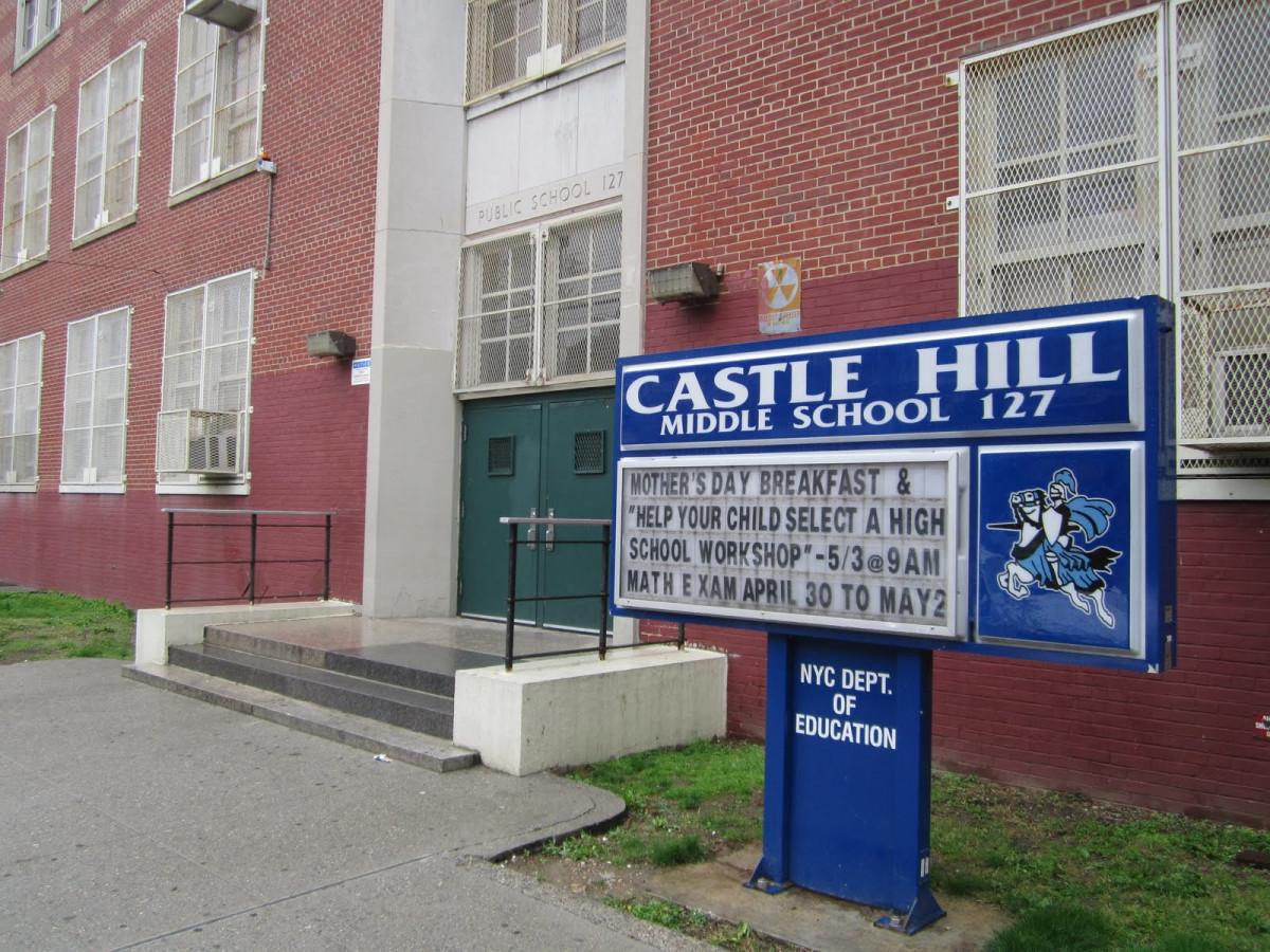J.H.S. 127 Castle Hill