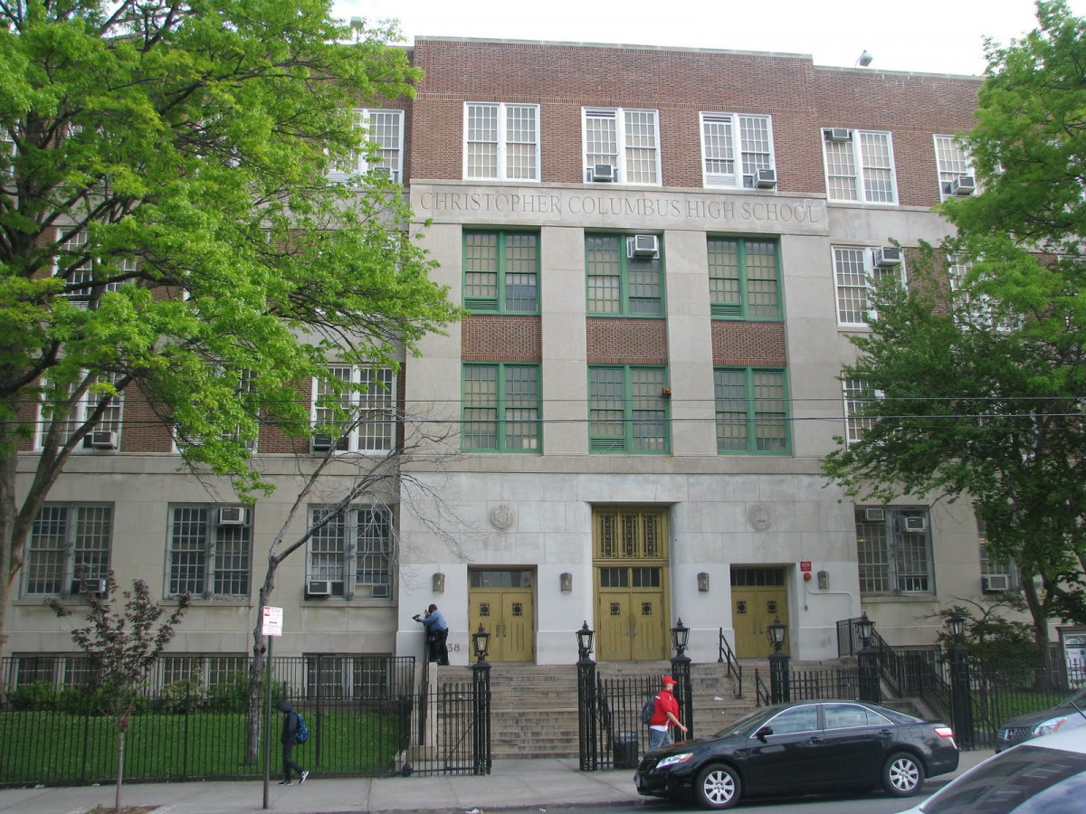 Global Enterprise High School