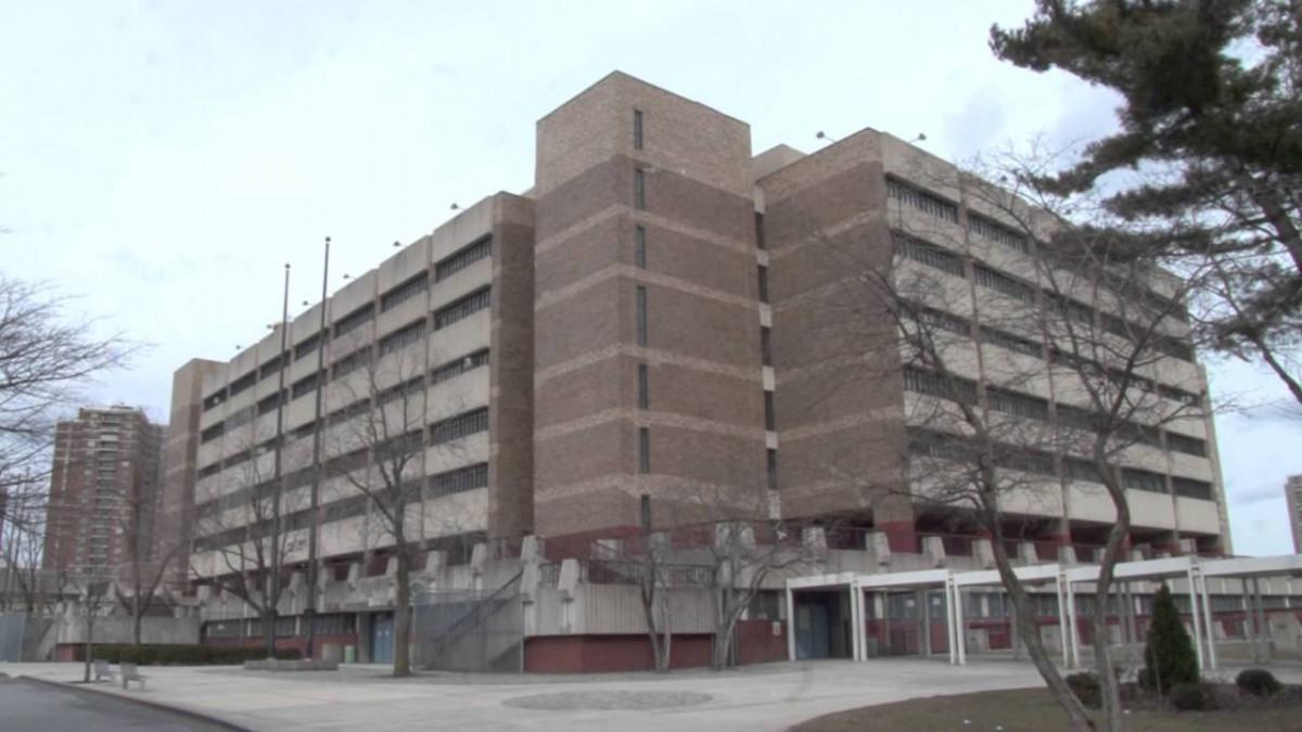 Bronx Health Sciences High School