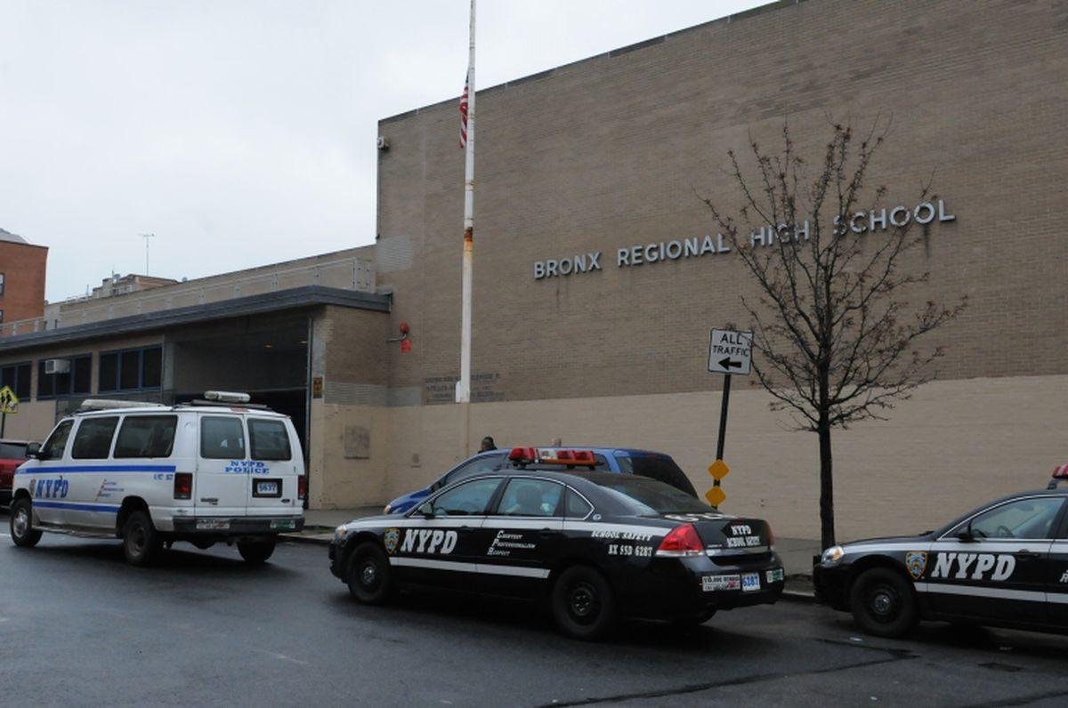 Bronx Regional High School