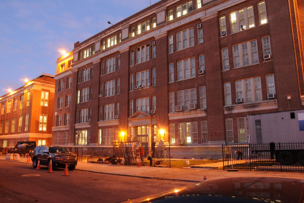Monroe Academy for Visual Arts & Design