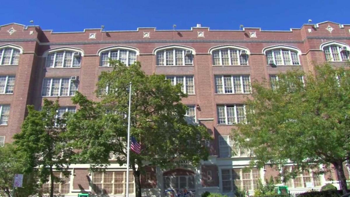 Frederick Douglass Academy V Middle School