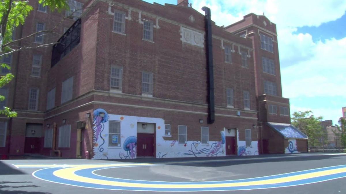 P.S. 54 Samuel C. Barnes School