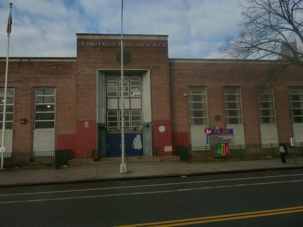 P.S. 287 Bailey K. Ashford School
