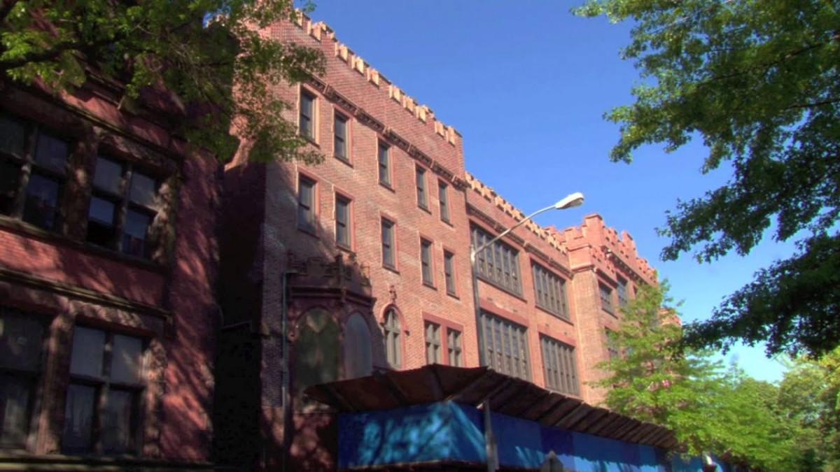 Middle School 266 Park Place Community Middle School
