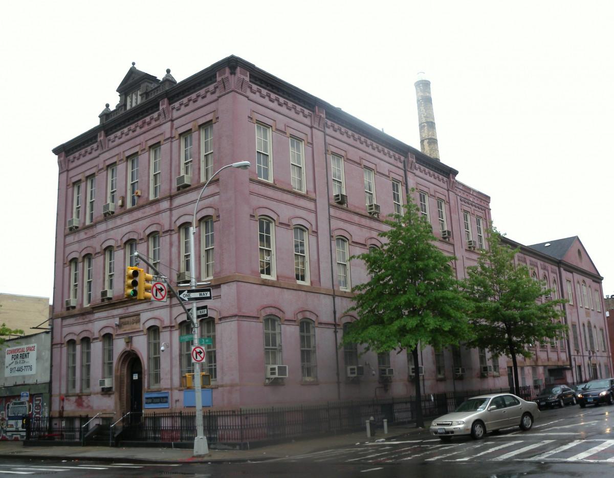 Metropolitan Corporate Academy High School