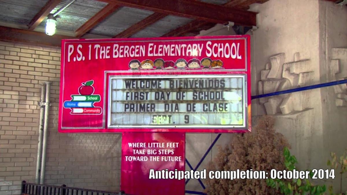 P.S. 1 Bergen School