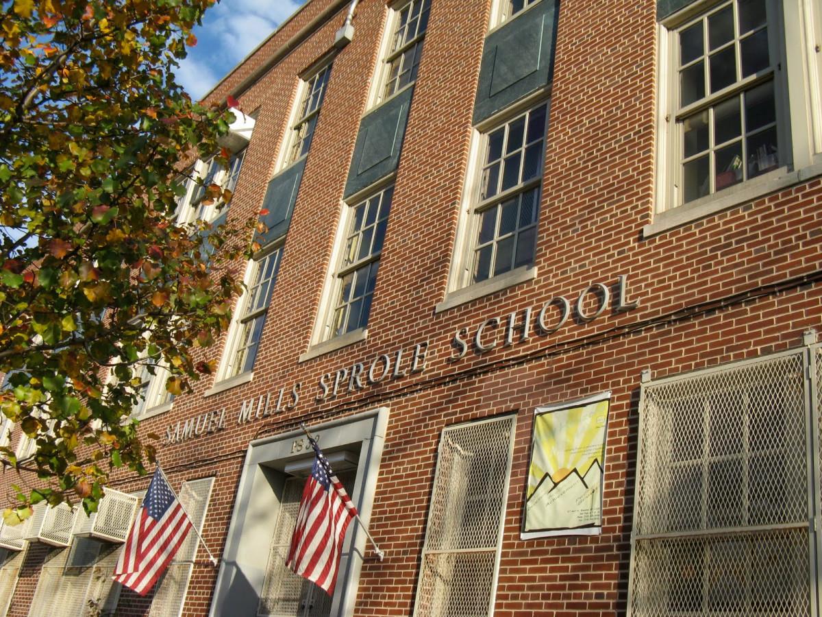 P.S. 32 Samuels Mills Sprole School