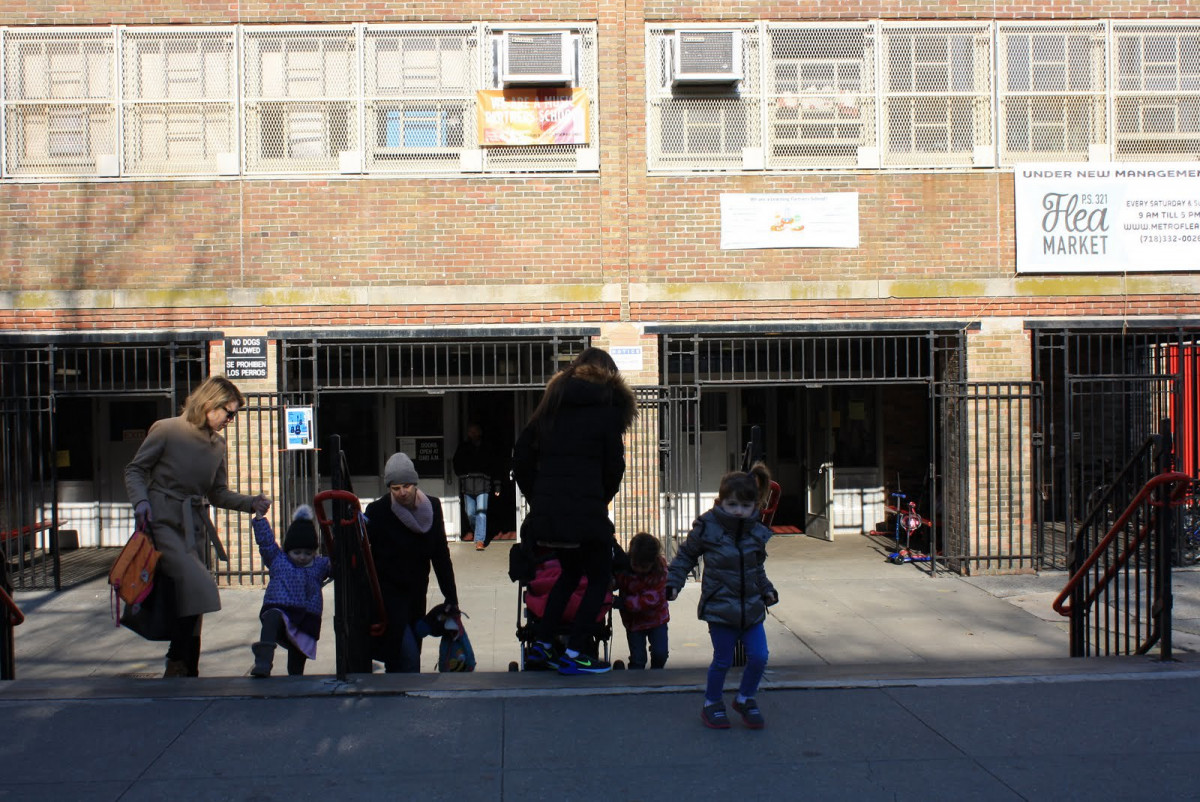 P.S. 321 William Penn School