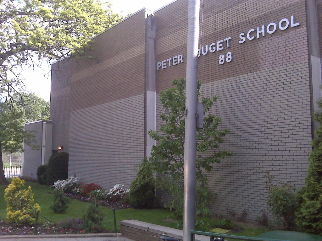 Jr High School 88 Peter Rouget